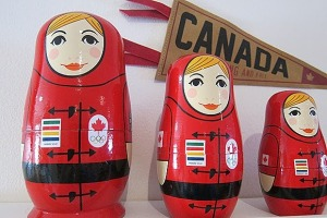 Because they have obviously Canadian uniforms. Just see for yourself.