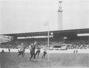 Korfbal_1928_actie