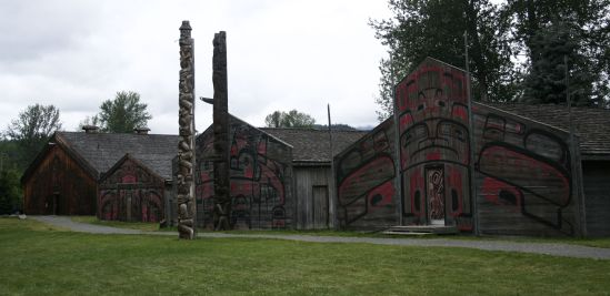 'Ksan_Historical_Village_2010