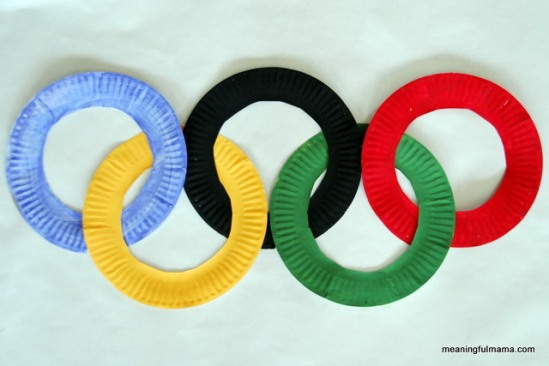 paper-plate-olympic-rings