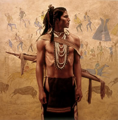 Shoshone Indian Tribes