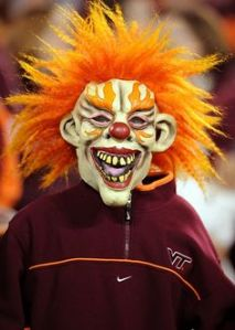 Then again, since he can induce nightmares, I think he might make a better VT mascot than the one they have now. Still pretty scary, though.