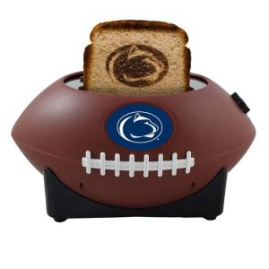 Even brands the Penn State logo on your toast. Why you'd think it's necessary is beyond me.
