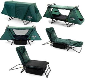 You can use it as a bed, tent, recliner, and chair. So there should be no reason why anyone wouldn't want this.