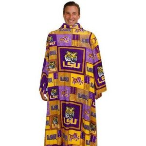 Because how else are going to keep warm in Baton Rouge on those 70 degree days? Also, it's kind of ugly.