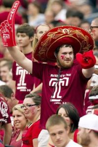 Contrary to the sombrero, Temple is a college in Philadelphia. Also, owls are cool, by the way.