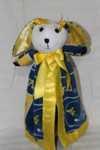 Hell, this rabbit is so adorable that even parents might want it. Anyone WVU fan would want to cuddle with it. So cute.