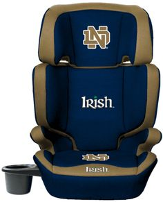 Comes with its own cup holder, too. Also, a plain car seat like this one is probably cheaper, anyway.