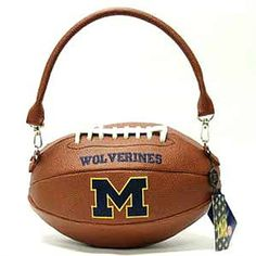Yes, it's a purse shaped like a football. No, I'm not sure if anyone would buy it but some people might like it.