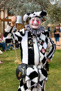 Jesters often entertained with their songs, music, storytelling, acrobatics, juggling, magic, and comedy. However, while they were popular in the Renaissance, the tradition later declined in the 17th century.