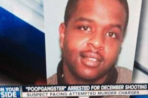 "I know it's supposed to be a crime story. But a guy whose nickname is ""poopgangster"" is hard to take seriously. So was he Public Enemy No. 1 or No. 2?"