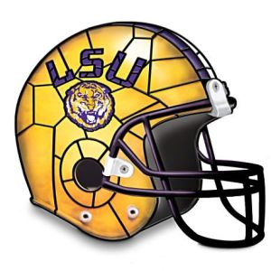 I was going to include one of the Philadelphia Eagles for the NFL merchandise last year. But I couldn't. So here's the LSU Tiger one.