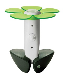 This little gadget tells you what will grow in the space you got and how to care for them. As for my home, there's probably not much due to shitty soil content.