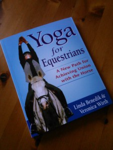 Seems like they'd promote yoga to just about anyone these days. What next, Yoga for Horses?