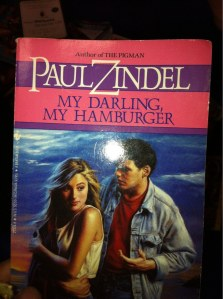Sure she may not be his cheeseburger in paradise, but she'll do. Seriously, I expect that title to be on something to do with food. Not romance.