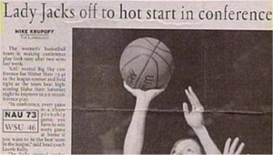 "Apparently, who ever wrote this headline has no idea what ""jack off"" means. Hint: it has nothing to do with basketball."
