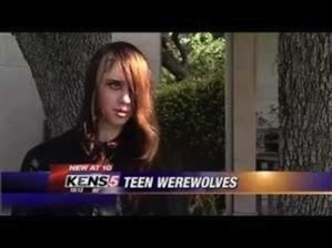 Teen werewolves? Seriously? Seems like someone has been reading too much Twilight lately. Or watching too many werewolf movies.