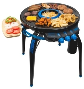 However, remember that most parks have fire pits at camp and picnic sites. So why would anyone think this is necessary?
