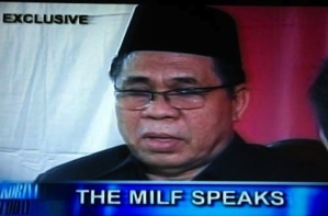 Remember, in the Philippines, a MILF is an Islamic terrorist organization. However, in America, we wouldn't call that guy a MILF for obvious reasons.
