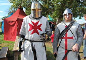 Unlike what Renaissance Festivals show, tournaments were very dangerous. I mean people actually died in them.