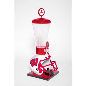 I was going to use an LSU one. But since I haven't featured anything from the Wisconsin Badgers, I decided to go with this.