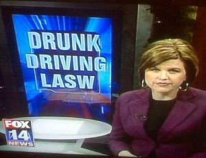 "I think it's supposed to be ""laws."" But the captioner didn't have time to proofread before they were on the air."