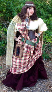 Well, it's technically tartan for those in Scotland. But contrary to what you see in Braveheart, plaid as we know it didn't exist in Scotland until the 16th century.