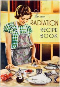Learn how to make meals such as 3 headed sheep, Chernobyl casserole, China Syndrome chicken, and Westinghouse salad. Dishes might cause radiation sickness though.