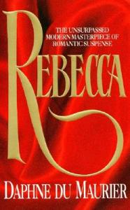 While Rebecca does have some romance, it's not exactly what I call a romance novel. Mostly because I don't find Manderley an ideal romantic setting. Quite the opposite.