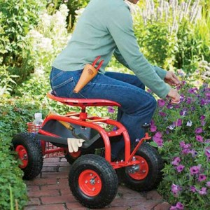 Not sure if it makes gardening easier for anyone like me. But I wouldn't mind having it on me (at least for fun).