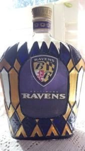 This is especially when one's anticipating that their team will have as shitty season as last year like the Ravens did. Still, the design is quite ornate.