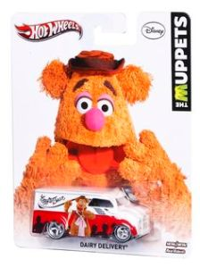 Didn't Fozzie once say that a bear's natural habitat is a studebaker? So why does he have a truck?
