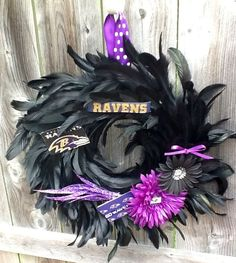 Helps if they're big and black, too like you'd see on a raven. Also like the flowers as well.