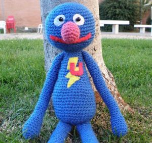 Wish I could find a Super Grover one. But sometimes you have to take what you can get.