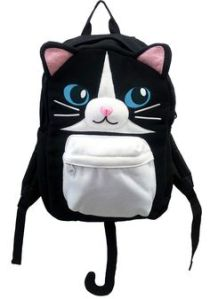 Because who's not to love the kitty cat face on it. It's adorable. So cute.