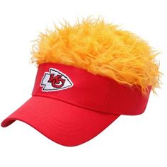 So if you want to show support for the Chiefs while looking like Guy Fieri at a tailgate party, this is for you. Of course, how many people would wear this in public I don't have the slightest idea.