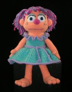 Of course, she's one of quite a few major female characters on Sesame Street who's introduced to balance the show's lack of female muppet characters. Seriously, for a long time, the only major female muppet on the show was Betty Lou.