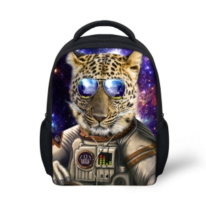 I've seen a lot of these backpacks on Google Images. But this one really stands out for me.