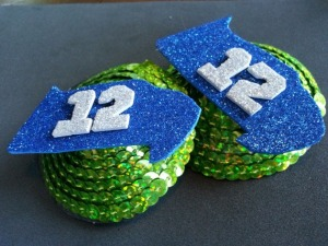 Really? Seahawk nipple pasties? I can understand a Seattle stripper buying these. But anyone else, not so much.