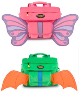 Okay these ones are for children. Come in butterfly or bat depending on gender.