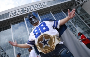 Yes, I know that the Dallas Cowboys have won 5 Super Bowls. But they haven't won one since the 1990s when they were up against the....okay, maybe I shouldn't go there.