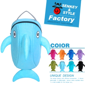 Comes in several different colors and is catered to children. Yet, even you can't resist its cuteness.