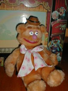 "From Tough Pigs: ""He's completely evil. Bendy Piggy I think I could slap to her senses, but Direct Connect Fozzie wants to dump strong acids on my tissues, process my brain into canned meat, and make me eat it on Wheatables."""