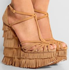 However, I hope these don't come with a Native American costume. Because I don't think Indian women would wear them.