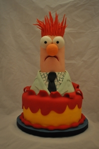 Unless you're Beaker. Because you know what usually happens to him at Muppet Labs.