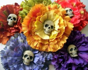 And I'm sure they will on Dia de los Muertos. Available in 7 different colors.
