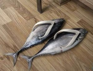 Though people might think you're a bit fishy. Might want to stay away from sharks in these for obvious reasons.