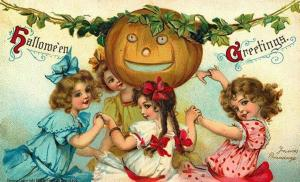 After the dance is done, it's said that the pumpkin will choose one of the girls who'd later be escorted as a virgin sacrifice. She would never be seen again since.