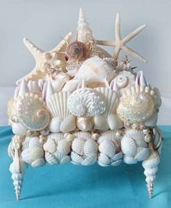 And this one certainly does. Also has some starfish decoration to boot.