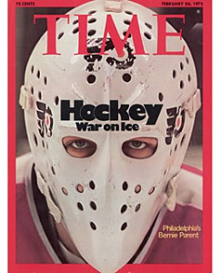 Hey, I didn't know that Jason Voorhees played hockey before he resorted to killing teenagers. Why did nobody tell us about it?